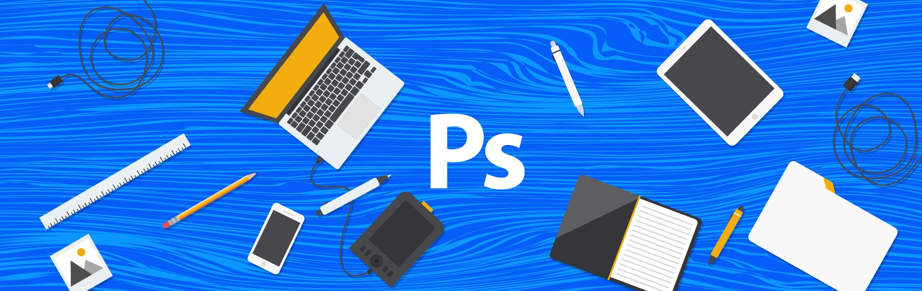 Photoshop Grafiktablett